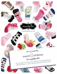 Mudpie March of Dimes Sock Catalog