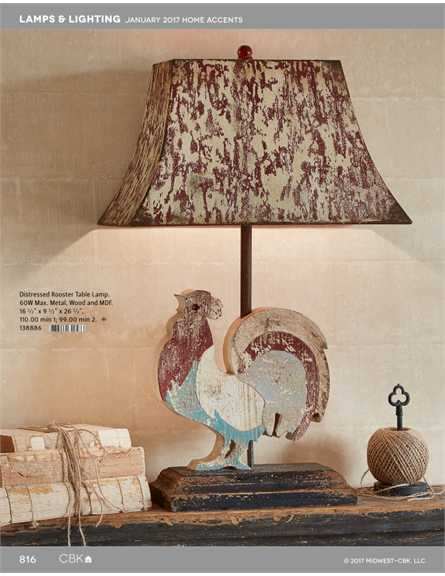 121937 red fleur de lis table lamp aloadofball Choice Image